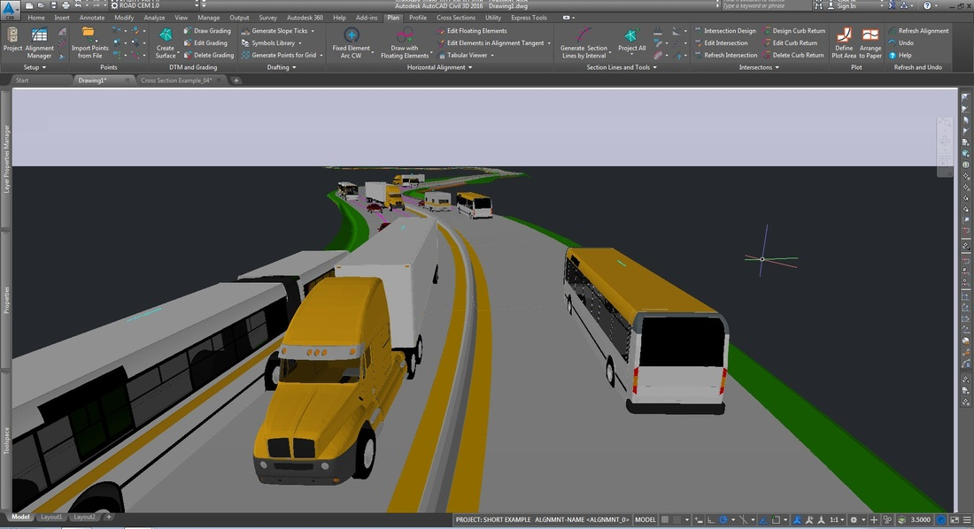 Roadcem Introducing New Engineering Cad Software For Road And Site Designing And Planning